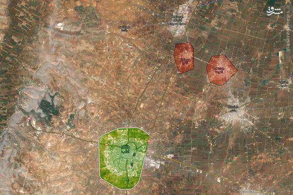 متن توافقنامه آتش بس در 4 شهر سوریه