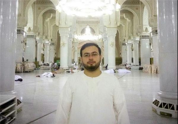 پیکر «حاجیحسنی» در حرم امام رضا(ع) آرام میگیرد
