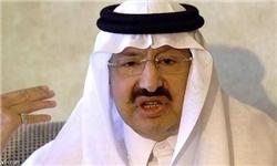 برادر پادشاه سعودی مرد+ عکس