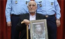 قدیمیترین خلبان ایران درگذشت+عکس