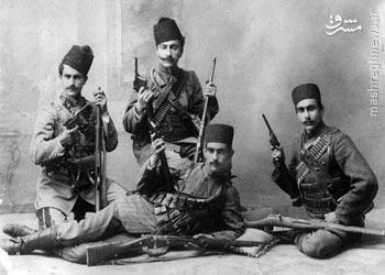 عکس/ اولین پلیس های ایران