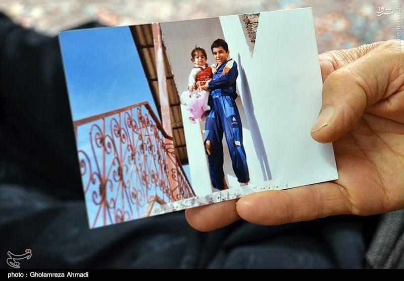 1253377 581 عکس/ نوجوانی مرحوم هادی نوروزی