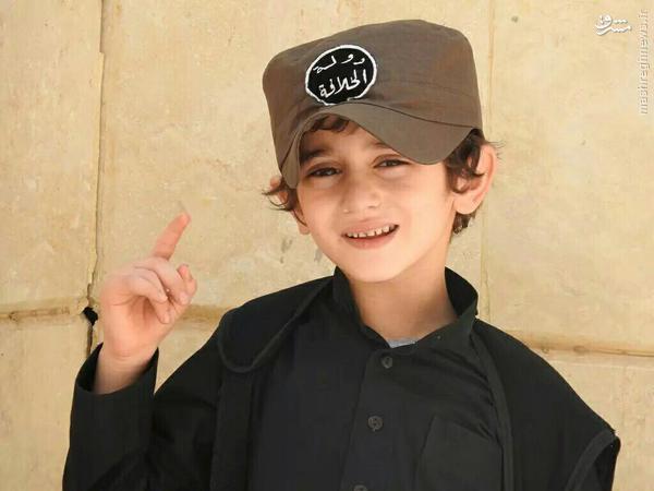 کودکان ایزدی سربازان آینده داعش+تصاویر
