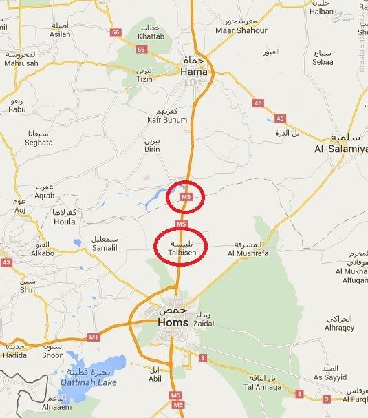 آرامش قبل از طوفان در جنوب حلب/ارتش سوریه در 4 کیلومتری فرودگاه کویرس/تشدید درگیریها در شمال حمص/ارتش در یک قدمی مقر بزرگ تروریستها در حمص