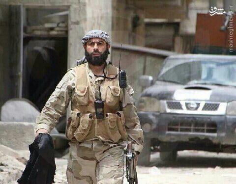 هلاکت فرمانده ارشد تروریستها در حلب+تصویر