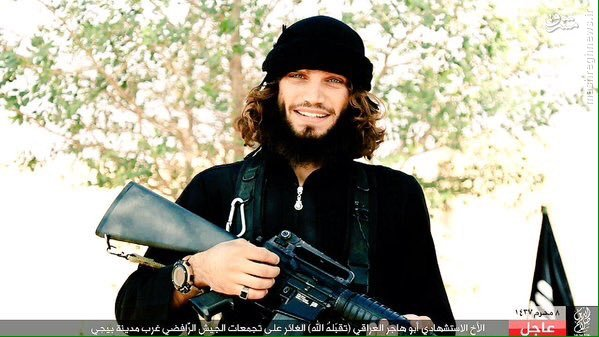 انتحاری داعش در بیجی+تصاویر