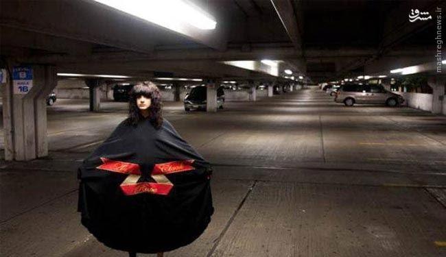 لباس ضد تجاوز به زنان+ عکس
