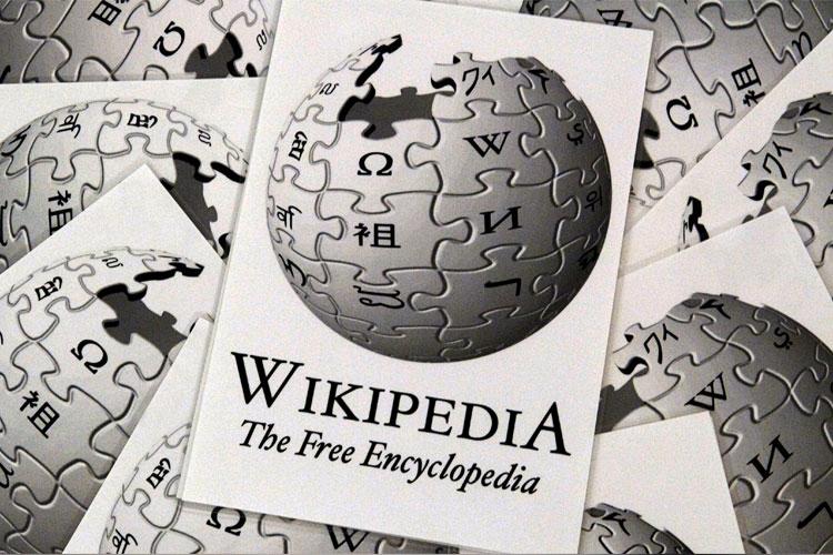 ویکی پدیا رکورد زد