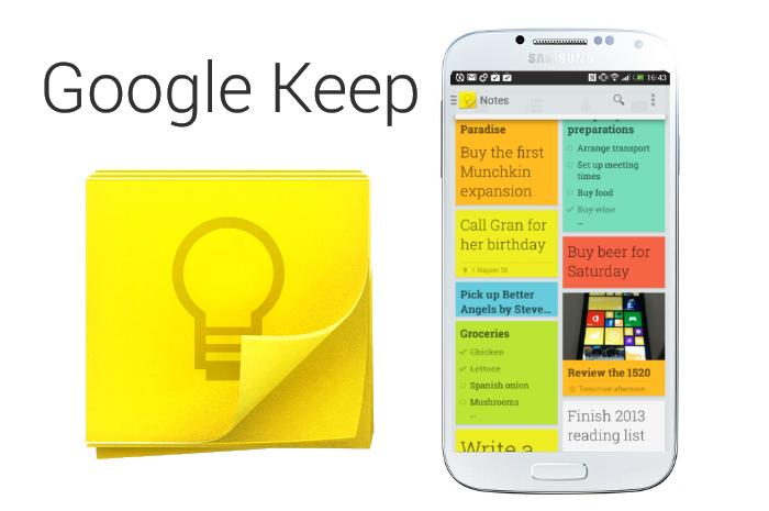 نقاشی با نرم افزار یادداشت برداری گوگل + دانلود برنامه Google Keep برای اندروید