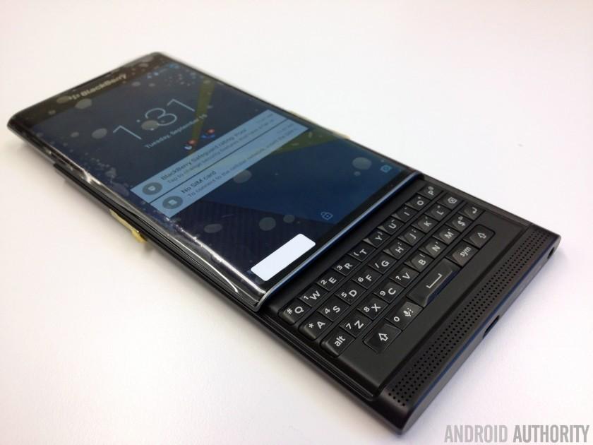 اولین موبایل اندرویدی بلکبری عرضه شد +عکس