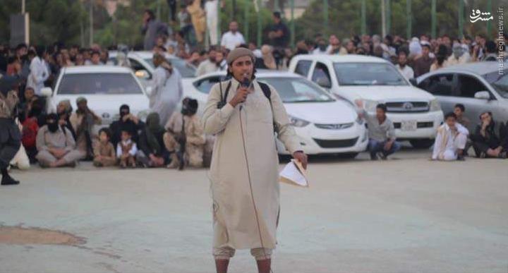 تصاویری تکان دهنده از شلاق زدن داعش
