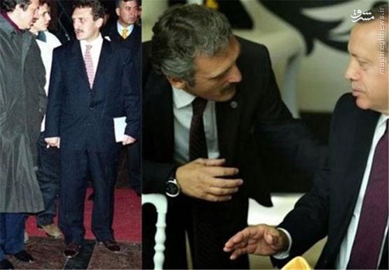 راننده شخصی اردوغان به پارلمان راه یافت+عکس