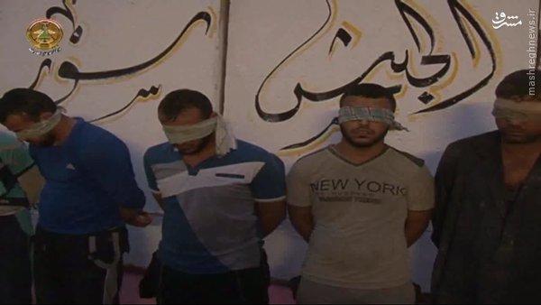 کشف هسته تروریستی داعش در مدائن عراق+تصاویر