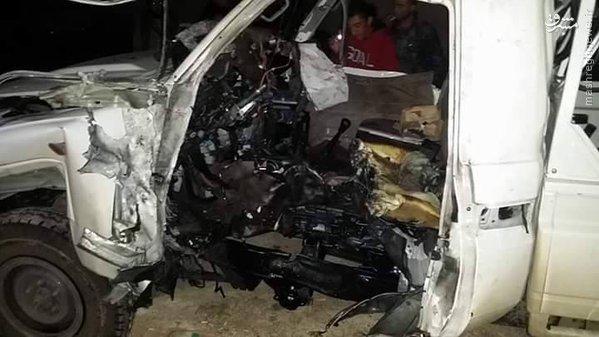 ترور فرمانده ارشد آرتش آزاد در درعا+تصاویر