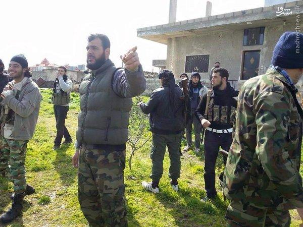 هلاکت دومین فرمانده ارتش آزاد در یک روز+تصاویر