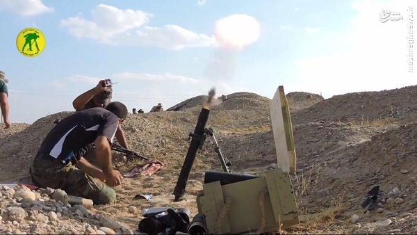 ادامه عملیات لبیک یا رسوال الله در صلاح الدین+تصاویر