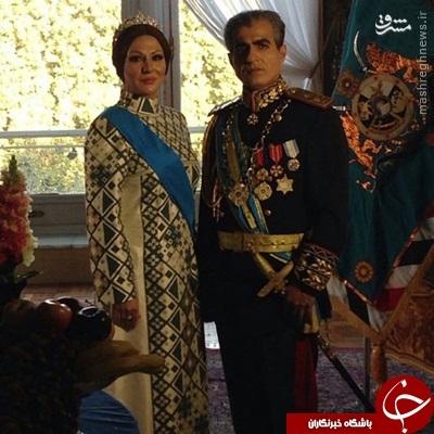 محمدرضا پهلوی پس از 35 سال از گور درآمد + عکس