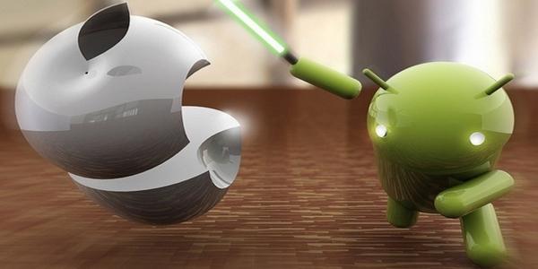 ۵ موردی که اپل حرفی برایگفتن در برابر اندروید ندارد