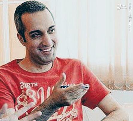 عکس/ اظهار نظر عجیب ژوله درباره علی ضیاء
