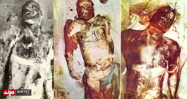 شکنجهگری که از لیبرتی به جهنم رفت+فیلم و عکس