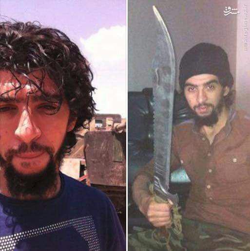 هلاکت جلاد مغربی داعش در حلب+تصاویر