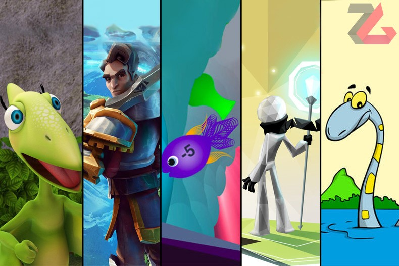 دانلود بهترین بازی ها و نرم افزارهای آموزشی برای کودکان
