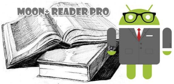 نرمافزار حرفهای کتابخوانی در اندروید +دانلود برنامه مون پلاس ریدر