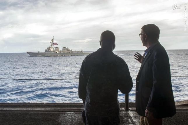 آیا رقابت اقتصادی چین و آمریکا به درگیری نظامی میانجامد + تصاویر