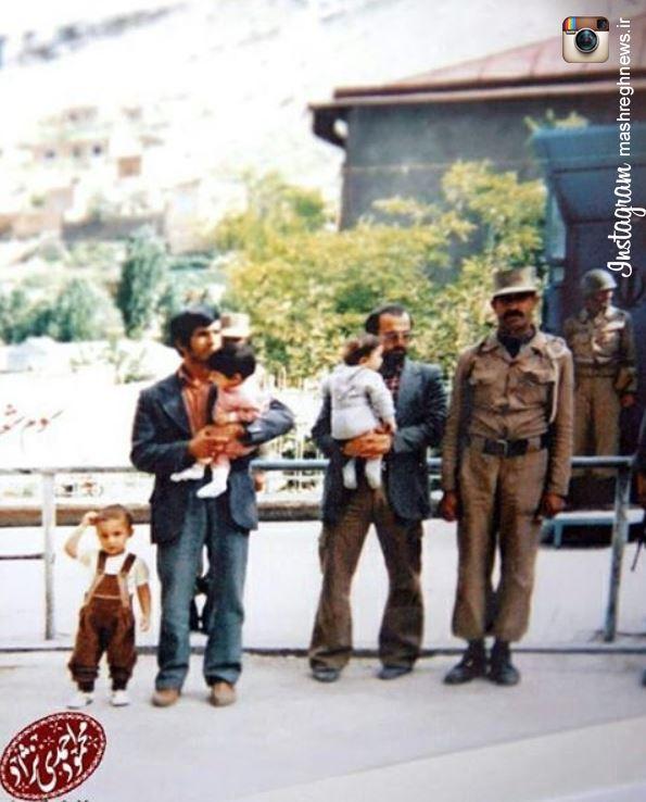 عکس/ احمدینژاد وقتی فرماندار بود