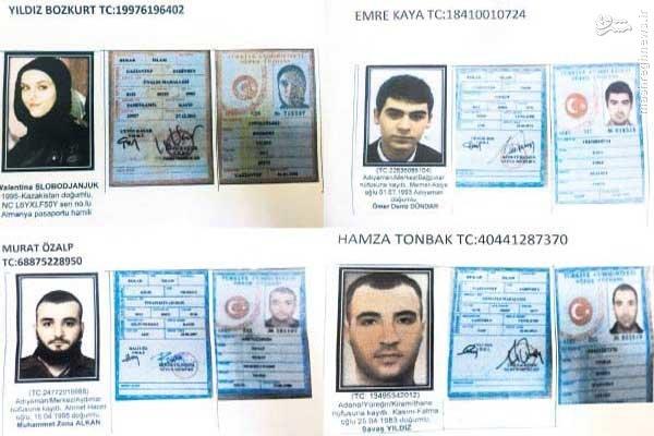 احتمال حمله تروریستی در ترکیه+تصویر