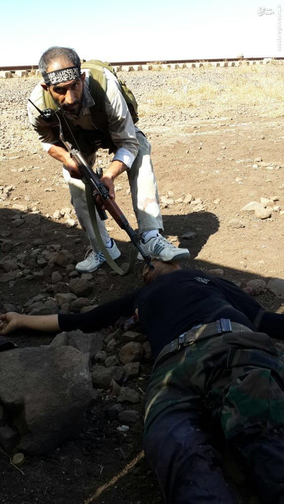 با معارضان میانه روی دولت سوریه آشنا شوید!+(تصاویر+18)