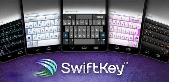 اپلیکیشن Swiftkey با بهبودها و پشتیبانی از زبانهای بیشتر برای اندروید منتشر شد