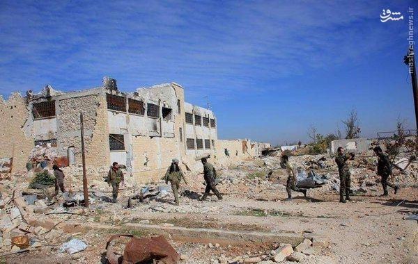فرودگاه کویرس آزاد شد/شمارش معکوس برای عملیات بزرگ شمال حلب/پیشروی های مهم رزمندگان محور مقاومت در جنوب حلب/در حال ویرایش