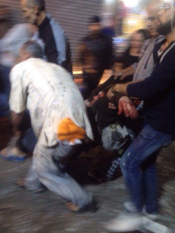 تفاصیل حملات انتحاری در بیروت+عکس و فیلم