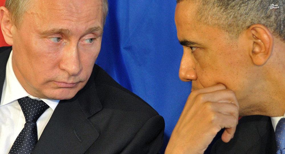 پوتین با اوباما دیدار نخواهد کرد!