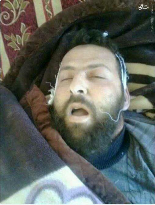 هلاک فرمانده میدانی احرارالشام در درعا+تصویر