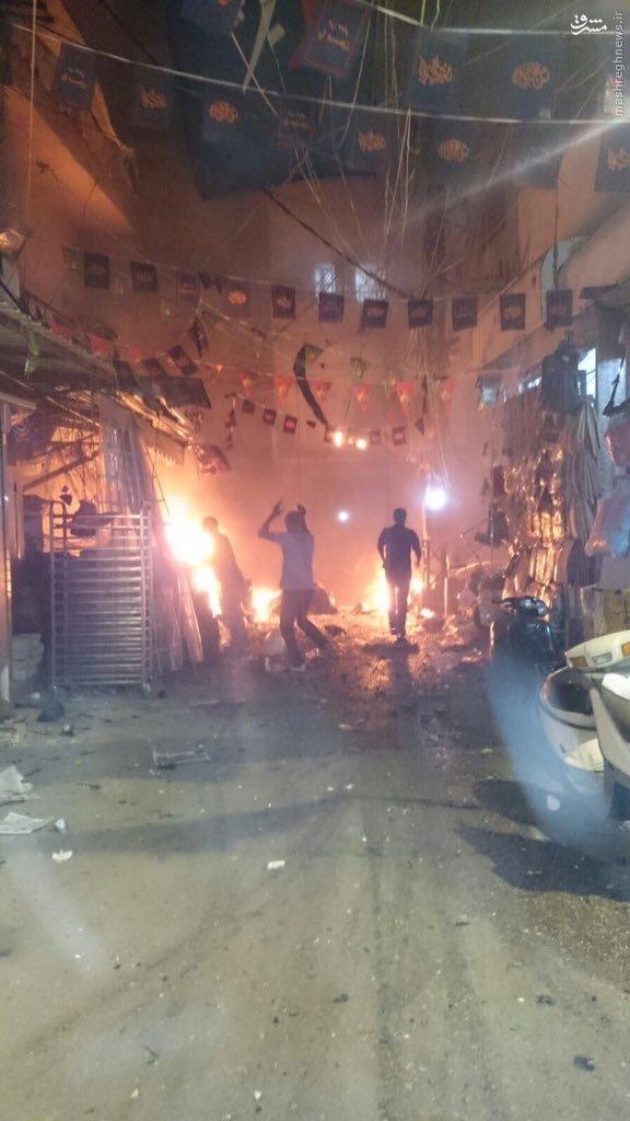 پیامهای شدیدترین عملیات تروریستی طی 25 سال اخیر در لبنان/ عوامل انتحاری در اردوگاههای فلسطینی چه میکنند/