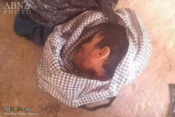 تروریستها سر نوجوانی را بریده و برای خانوادهاش فرستادند +عکس