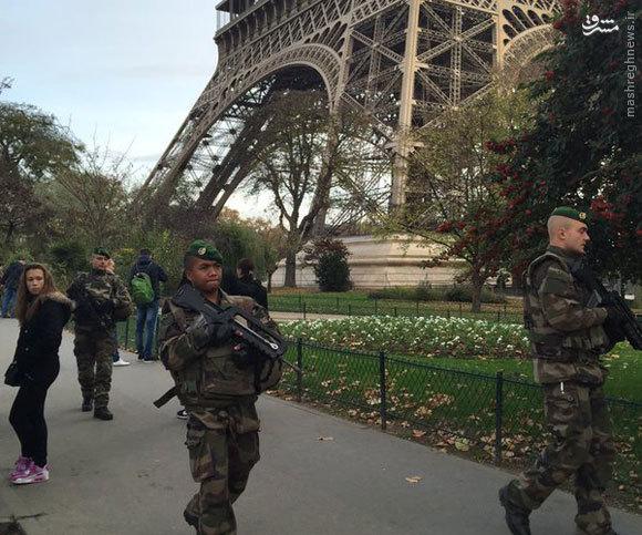 حملات پاریس مقدمهسازی برای حمله ناتو به سوریه است