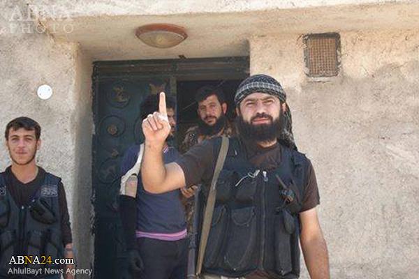 هلاکت فرمانده ارشد ارتش آزاد در «حلب»+عکس