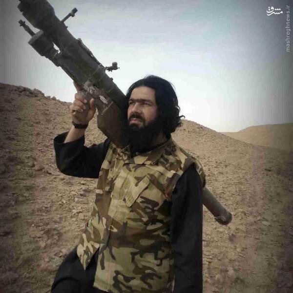 فرماندهان داعش///