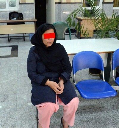زورگیر معروف پایتخت دستگیر شد +عکس