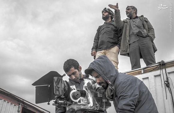 گزارش مشرق از پشت صحنه اولین فیلم سینمایی با موضوع «حاج احمد متوسلیان»