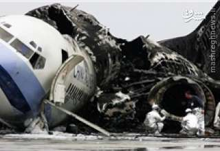 روسیه: هواپیمای ایرباس بر اثر انفجار در آسمان صحرای سینا سقوط کرد