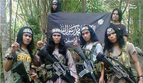 داعش فیلیپین هم گروگان سربرید!+تصاویر