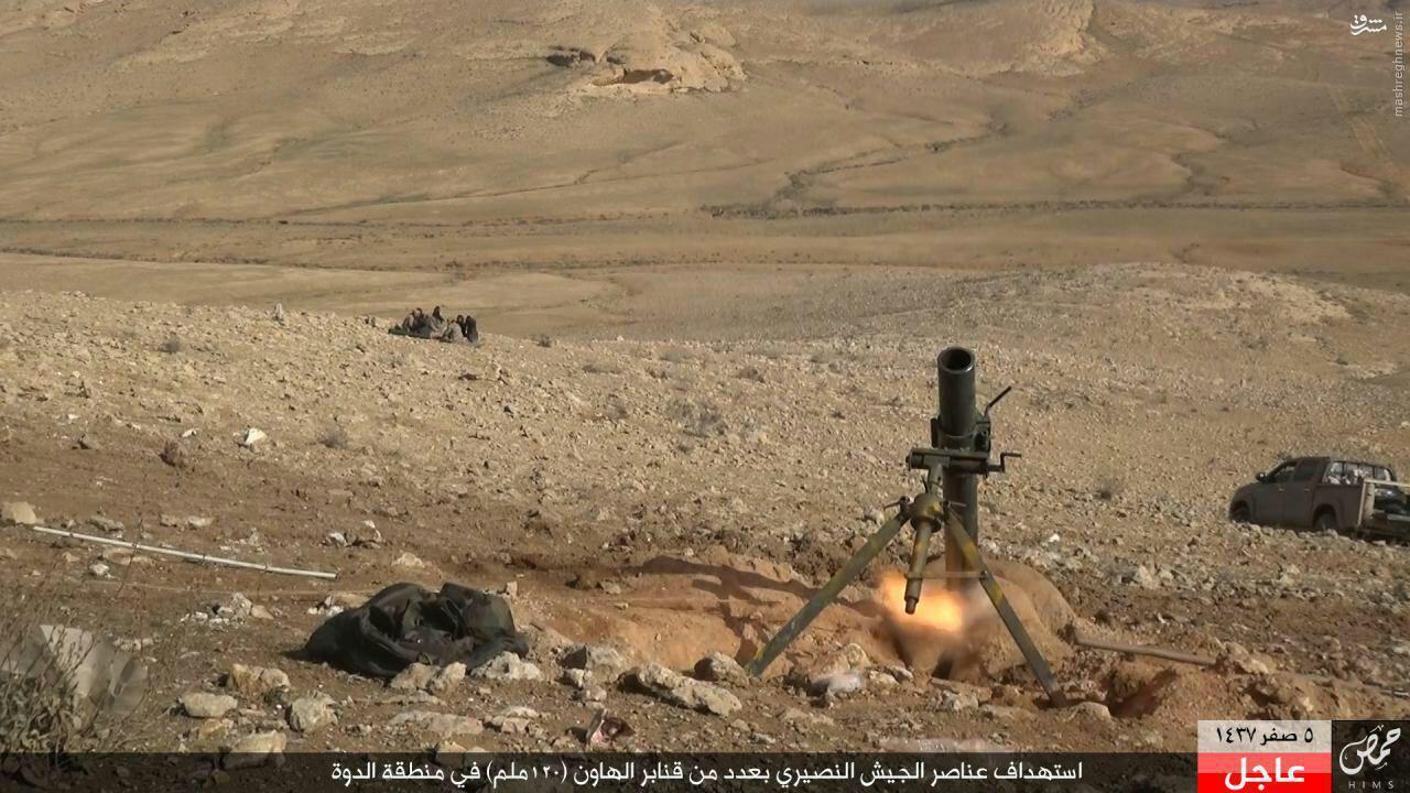 بمباران تانکر های ترکیه انهدام تانک ارتش سوریه توسط داعش+تصاویر - مشرق نیوز ...