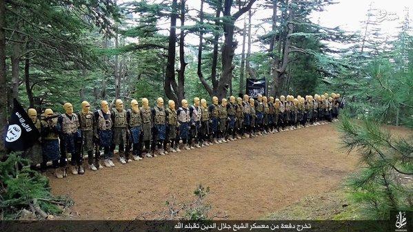 اردوگاه داعش در ننگرهار افغانستان+تصاویر