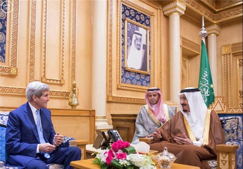 کری با شاه سعودی دیدار کرد +عکس