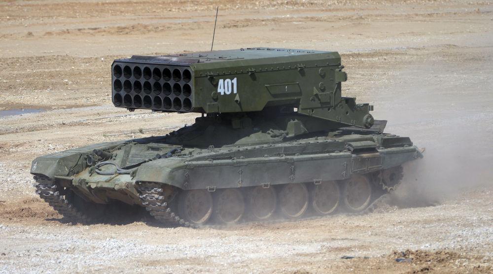 «جهنم روسی» به ارتش سوریه تحویل شد