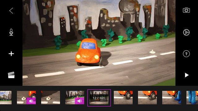 ساخت انیمیشن های حرکتی با Stop Motion Studio